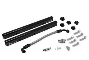 Holley Sniper 850005 Sniper Fuel Rail Kit For Oe 5 7l And 6 0l Ls Manifolds