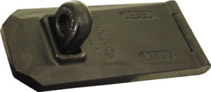 Abus 130 180 Industrial 6 1 8 inch High Security Hasp
