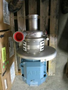 Apv S s Sanitary Pump Dk 6000 With Motor 3111100b New