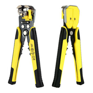 4 In 1 Practical Wire Crimper Tools With Self adjustable Crimping Pliers L6p7