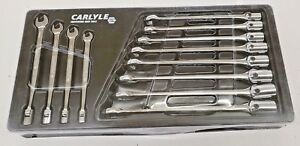 Carlyle By Napa Sw1212m 12 pc Metric Flex Combination Socket wrench Set