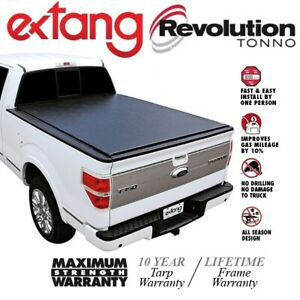54720 Extang Revolution Tonneau Cover Ford Super Duty 6 9 Bed 1999 2016