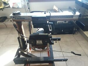 Black Decker Dewalt 10 Powershop Radial Arm Saw