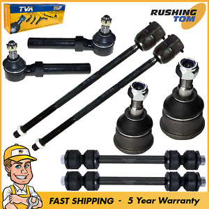 8 Complete Front Suspension Kit For Ford Mustang 2004 1994 Gt Base Svt