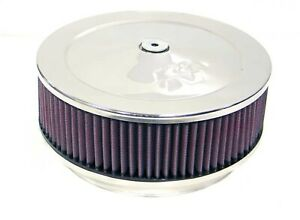 K N Filters 60 1370 Custom Air Cleaner Assembly
