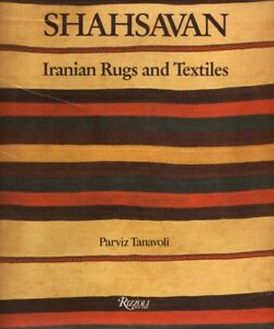Book Shahsavan Iranian Rugs And Textiles 1985
