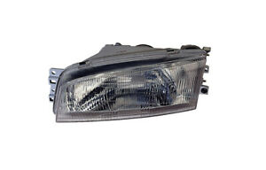 Replacement Vision Mb10083a1l Driver Side Headlight For 93 01 Mitsubishi Mirage