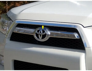 Fb10177 Front Bumper Accent Fits 2010 2013 Toyota 4runner 4dr Suv