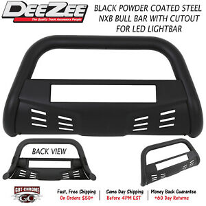 Dz505338 Dee Zee Black Nxb Series Bull Bar For Ford Expedition F 150