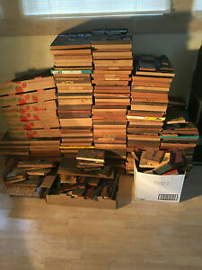 Large Lot Of Antique Wood Letterpress Print Type Block Advertising