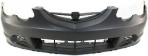Primed Front Bumper Cover Replacement For 2002 2004 Acura Rsx