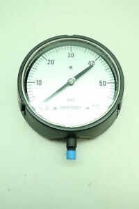 Ashcroft Pressure Gauge 0 60psi 1 4in Npt