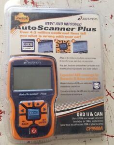 Actron Cp9580a Autoscanner Plus Obd Ii Can