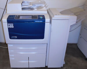 Xerox Workcentre 5875 With Office Finisher Bf0 1