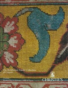 Book The Bernheimer Family Collection Of Carpets 1996