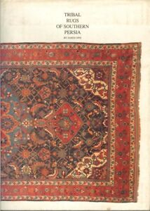 Book Tribal Rugs Of Southern Persia 1981