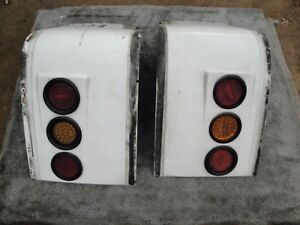 Mci Coach Bus D Series Rear Tail Lamp Panel W Lights