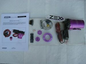 Steal A Deal Lqqk New Zex 82009 Remote Nitrous Bottle Opener Kit Nos Nx N2o