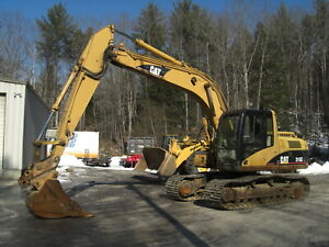 2005 Cat Caterpillar 315cl Excavator Coupler Auxiliary Hydraulics
