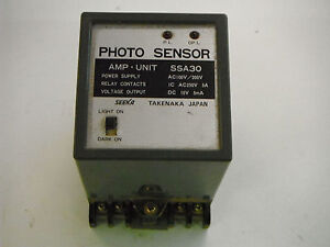 Seeka Photo Sensor Amp Ssa30 2104