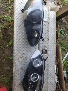 2003 2008 Toyota Corolla Replacement Headlights Headlamps Left Right Aftermarket