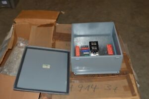 New Queen Products Electrical Enclosure Type 1 Enclosure