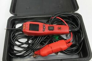 Power Probe Iv W case Acc Red Car Diagnostic Test Tool Volt Meter L383391a nk