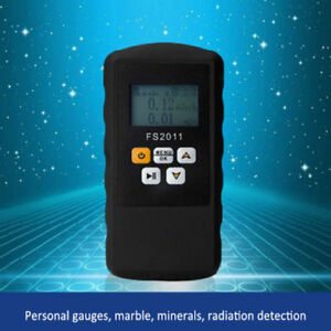 Professional Lcd Nuclear Radiation Detector Monitoring Detector Geiger Counter