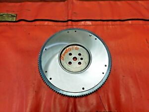 Triumph Gt6 Flywheel Reconditioned Surfaced W New Ring Gear