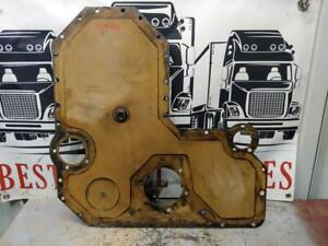 Used 1995 Cummins L10 Diesel Engine Front Cover Part 3892697