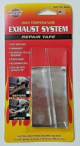 Exhaust System Repair Tape High Temperature Permanent 2 X40 Versachem 82009