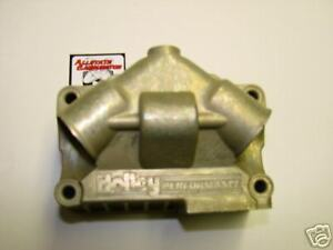 Holley Carburetor Dual Inlet Fuel Bowl Ford Cobra Jet