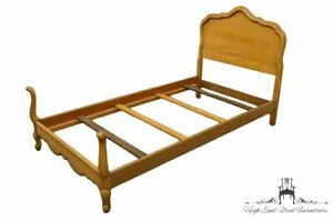 Drexel Touraine Collection Country French Provincial Twin Size Bed