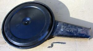 1968 Cadillac 472 Original Factory Air Cleaner With Offset Stud