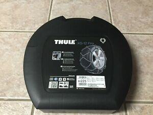 New Konig Thule K Summit Xg 12 Pro 225 Snow Chains Set Of 2