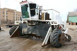 Scarab 14 Self Propelled Compost Turner portable