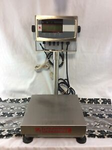 Ohaus D51xw10wr Defender 5000 Washdown Industrial Scale Max 10kg 25lb