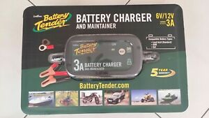 Brand New Deltran Battery Tender Power Plus 3 Amp Charger And Maintainer