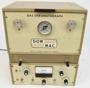 Gow mac 150 Series 69 150 Chromatograph Tcd Thermal Conductivity Detector