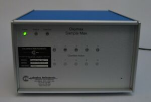 Columbus Instruments Sample Max 190 5 channel Oxygen Monitor