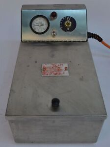 Lipshaw Model 218 Electric Laboratory Drier