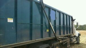 Used 30 Yard Roll Off Container Dumpster