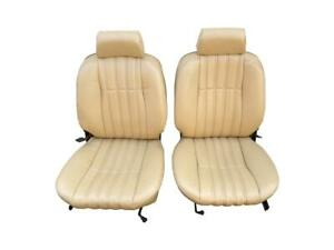 Fiat Spider 124 Seat Upholstery 1979 1985 Made In The U S A