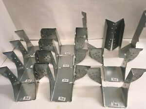 10 Simpson Strong tie Hgus46 Face Mount Hanger Girder Hanger Plus 2 Joist Hanger