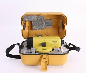 Topcon At b4 Automatic Level W 24x Magnification