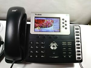 Yealink Sip t38g Office Hd Gigabit Color Ip Phone With Retail Box
