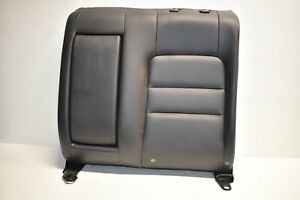 06 07 Mazdaspeed6 Rear Seat Cushion Upper Leather Black Speed6 Ms6 2006 2007