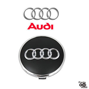 Genuine Wheel Center Cap For Audi