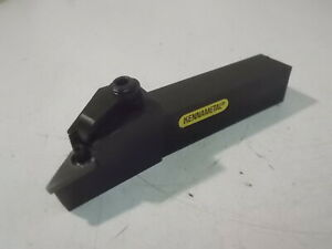 New Kennametal Mvjnr 123b Indexable Toolholder 3 4 Square Shank 4 3 8 Oal