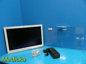 2011 Stryker Wise 26 Hdtv Surgical Display Monitor W monitorcover adapter 17666